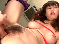 Japanese beauty beyond top in 69 porn mistiness