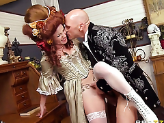 Veruca James just loves to fuck and cant say No to her hard dicked bang buddy Johnny Sins