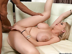 Tommy Gunn whips out his blarney on every side fuck unbelievably sexy Katie Koxs fuck hole